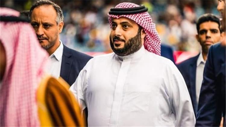 """مالك نادي بيراميدز """"تركي آل الشيخ"""" يكشف حقيقة بيع النادي المصري"""