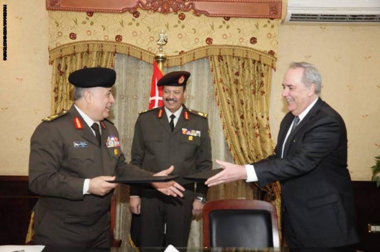 الولايات المتحدة الامركية تكشف عن توقيع اتفاقية تعاون عسكري مع مصر