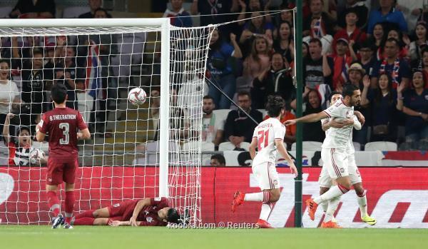 بعد تعادلهما.. الامارات وتايلاند إلى الدور الثاني في كأس اسيا 2019