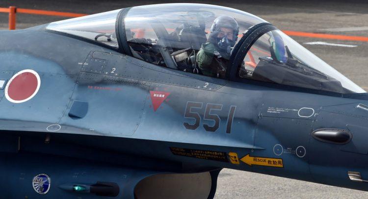 اليابان تقرر تطوير طائراتها للهجوم الحربي الإلكتروني
