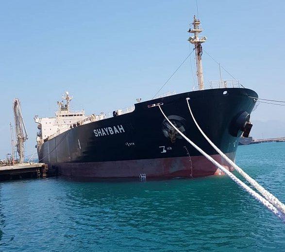 113 تصريحا يعلن التحالف العربي إصدارها لسفن متجهة إلى موانئ اليمن