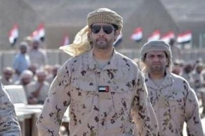 اهانة واذلال يتعامل بها الضباط الاماراتيون مع المجلس الانتقالي