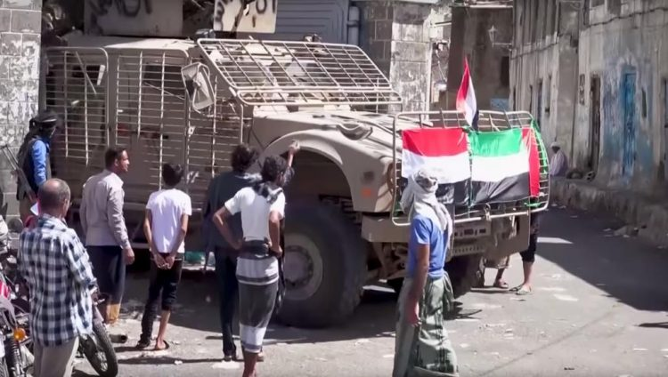 Intle Experts report: Subversive policies by UAE threat the unity of Yemen