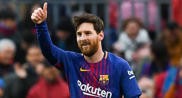 بخماسية.. ميسي يقود برشلونة للفوز على بلد الوليد