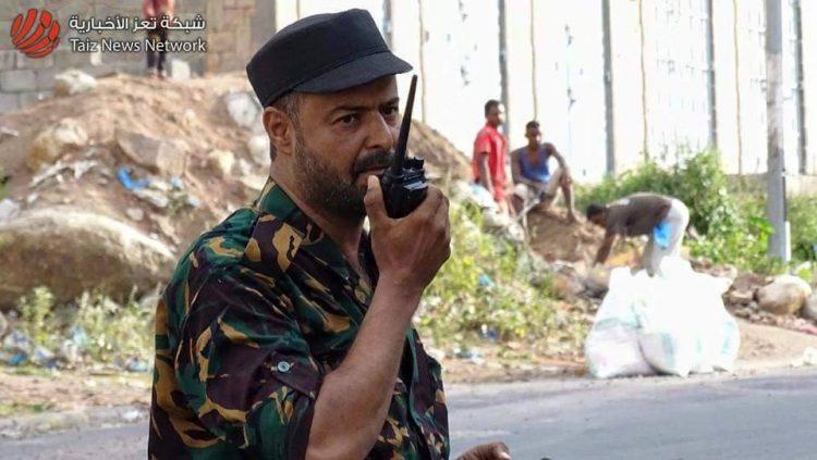 قائد عسكري ينجو من محاولة اغتيال في تعز وأجهزة الأمن تلقي القبض على منفذ العملية