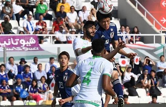 عاجل.. المنتخب السعودي يودع كأس اسيا بهزيمة امام اليابان