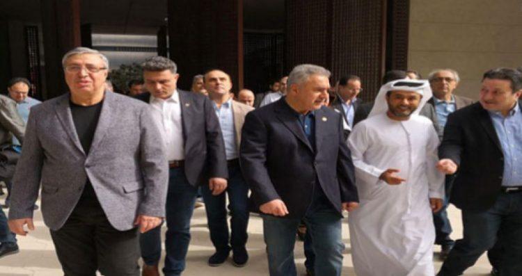تقارير رسمية تكشف عن أول لقاء سوري إماراتي موسع ومعلن في أبوظبي