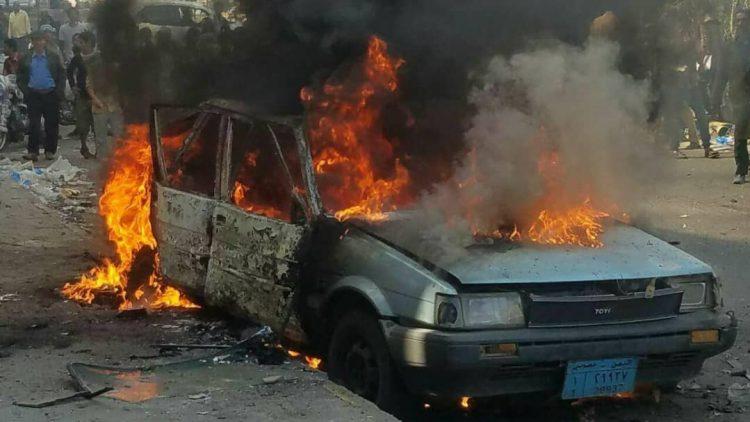 تعز : قذيفة حوثية تقتل امرأة وتصيب 12 آخرين