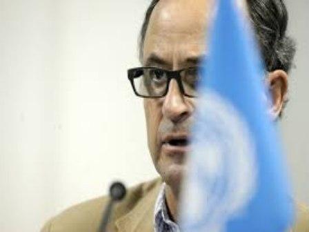 New head for UN monitoring team in Hodeidah after Kamert resignation