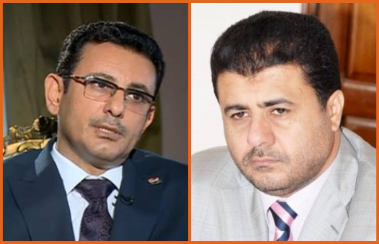Sheikh Al-Eisy offers condolences to Yemeni Ambassador to Egypt in the death of his father