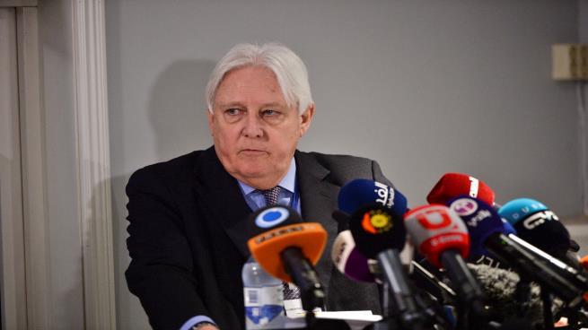 غريفيث: أثق تماماً أن اليمنيين سينفذون ما تم الاتفاق عليه في السويد وهدنة الحديدة صامدة