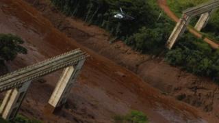 البرازيل تعلن فقدان 300 شخص بعد انهيار سد جنوب البرازيل