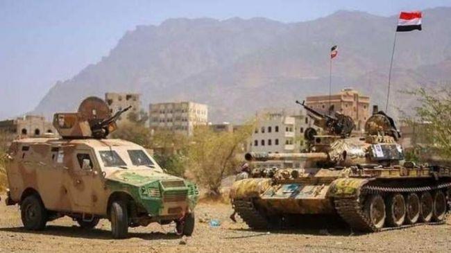 قوات الجيش تشن هجوما في مديرية رازح بصعدة وتسيطر على مواقع جديدة