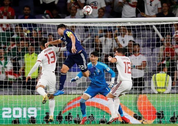 اليابان إلى نهائي كأس اسيا بعد فوز كبير على ايران