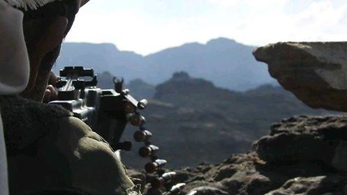 قوات الجيش الوطني تشن هجوما عنيفا على المليشيا في البيضاء وتسيطر على مواقع جديدة