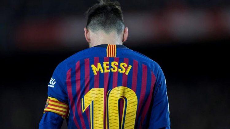 ميسي يتعرض للاصابة.. وهذه هي حقيقة غيابه عن مباراة الكلاسيكو ضد ريال مدريد