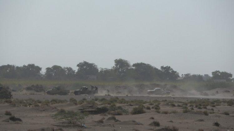 خرقا جديدا لهدنة الحديدة.. هجوما عنيفا لمليشيا الحوثي على مواقع الجيش