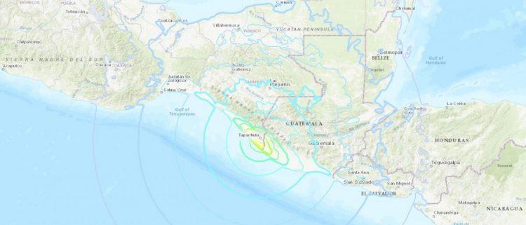 بلغت قوته 6.6 ريختر.. زلزال يضرب جنوبي المكسيك