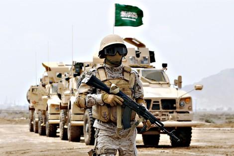"""السعودية تعلن استشهاد احد جنودها على الحدود مع اليمن """"الاسم"""""""