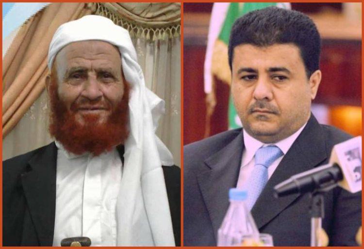 Sheikh Al-Eisy offers condolences in the death of Sheikh Ghalib Al-Maswari