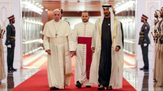 ما أهداف زيارة بابا الفاتيكان إلى الإمارات؟