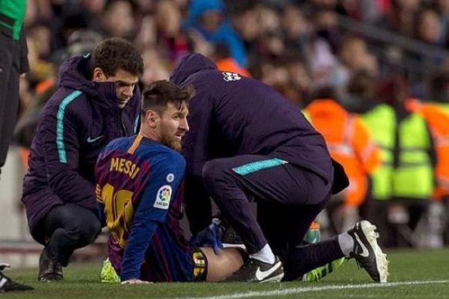 بعد تعرضه للإصابة.. برشلونة يحسم مشاركة ميسي في الكلاسيكو أمام ريال مدريد