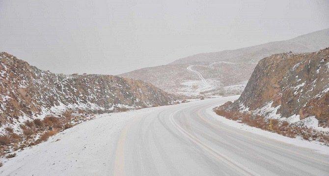 طقس السعودية.. كتلة هوائية باردة تسيطر على الشمال وتمتد إلى الوسط
