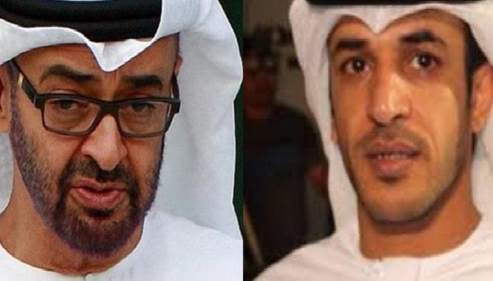 """لسان محمد بن زايد """"حمد المزروعي"""" يصف العمانيين بأنهم """"جمهور سكران"""" – فيديو"""