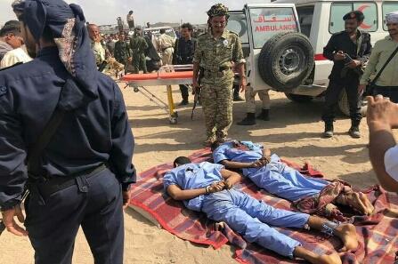 حكم عليهم بالإعدام.. عدن تشهد تنفيذ حكم الإعدام بحق مرتكبي جريمة طفل البساتين