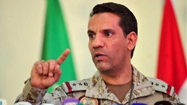متحدث التحالف العربي ينفي صحة التقارير التي تتهمهم بتزويد جماعات متطرفة بالسلاح