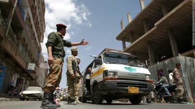 أجهزة الأمن في حضرموت تضبط 8 أطنان من الحشيش والمتفجرات