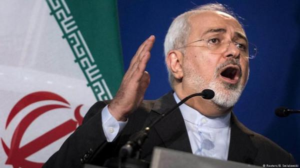 وزير الخارجية الايراني: تزامن الهجوم على الحرس الثوري مع وارسو ليس صدفة