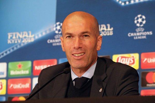 """عاجل.. زيدان يعود لتدريب ريال مدريد بشكل رسمي """"بيان"""""""