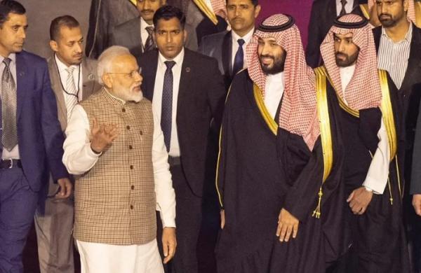 بحفاوة بالغة.. الهند تستقبل ضيفها الكبير ولي العهد السعودي محمد بن سلمان