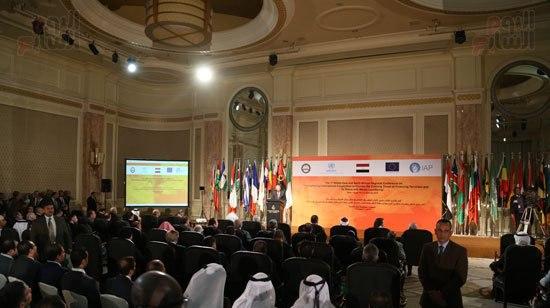 إختتام مؤتمر التعاون الدولي لمواجهة غسل الأموال وتمويل الإرهاب بمشاركة اليمن في القاهرة