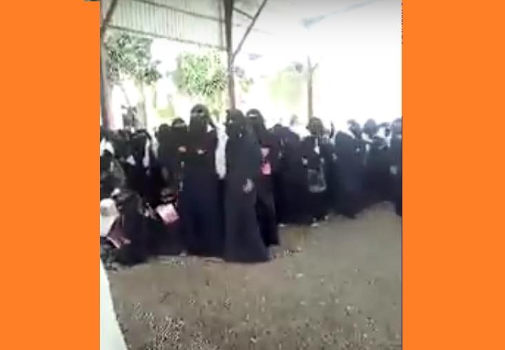 صنعاء.. حملة حوثية لتجنيد طالبات مدارس أمانة العاصمة