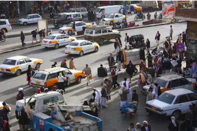لغم ارضي يثير رعب سكان أحد أحياء صنعاء