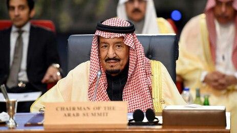 خلال كلمته في القمة العربية الأوروبية.. الملك سلمان يتحدث عن الحل في اليمن ويؤكد على أهمية دعم الشرعية