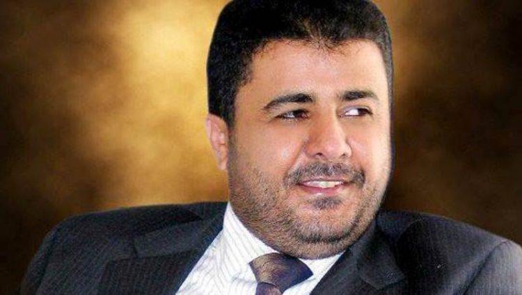 البرلماني البركاني يشيد بالشيخ العيسي في علاج الكابتن/ خميس علي غالب