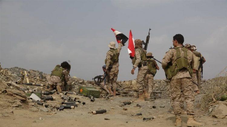 الجيش الوطني يحقق انتصارات في معقل الحوثيين ويسيطر على مواقع جديدة