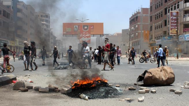 Clashes in Aden after the killing of Dunba (report)