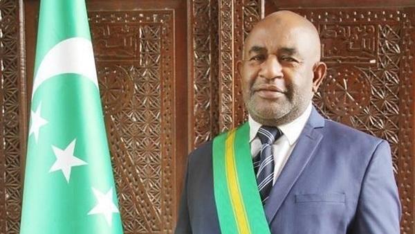 """رئيس جزر القمر """"غزالي عثماني"""" ينجو من محاولة اغتيال"""