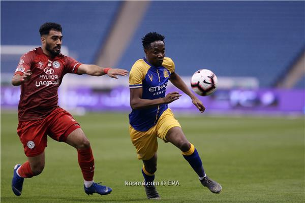 النصر يقلب الطاولة على الاتفاق في الجولة 23 من الدوري السعودي