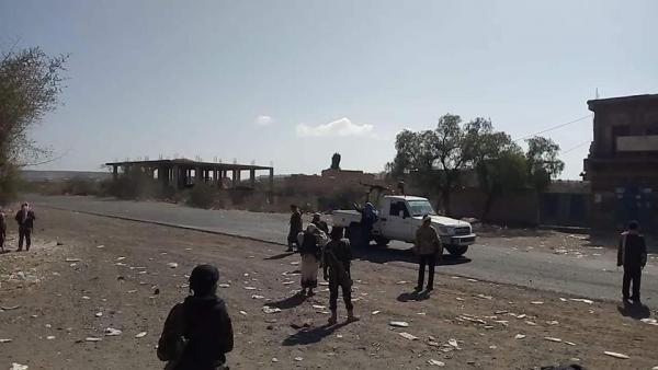 قوات الجيش الوطني تسيطر على مواقع جديدة في الحشاء بالضالع والمليشيا تلجأ لقصف المنازل