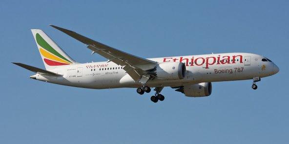 سقوط طائرة اثيوبية ومقتل أكثر من 150 راكباً كانوا على متنها
