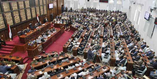للسيطرة على مجلس النواب.. مليشيا الحوثي تدعو لإجراء انتخابات لملئ المقاعد الشاغرة