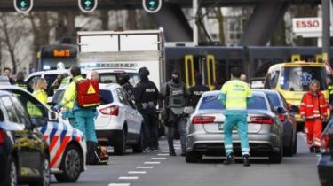 بعد حادث مدينة أوتريخت.. الشرطة الهولندية تبحث عن المسلح الذي أطلق النار