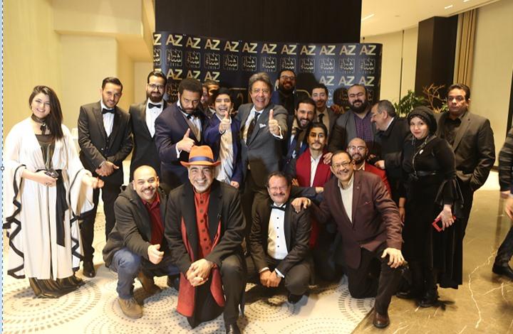 """تدشين المسلسل الرمضاني """"شتاء 2016"""" في مدينة اسطنبول التركية"""