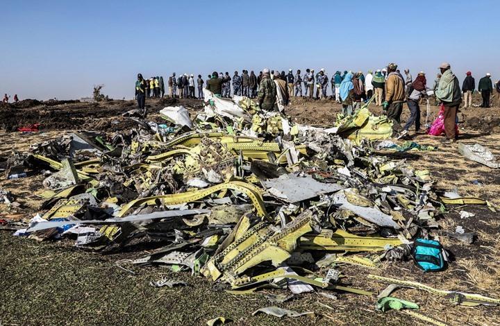 السلطات الاثيوبية: معطيات الصندوق الاسود لتحطم الطائرة الإثيوبية يظهر تشابها مع حادث الطائرة والإندونيسية