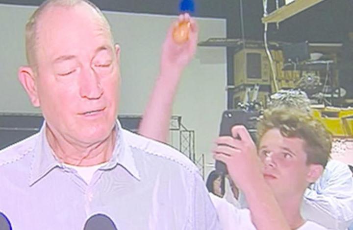"""جمع حتى مساء الاثنين """"53"""" ألف دولار.. """"صبي البيضة"""" يعلن عن تبرعه بما وصل إليه لضحايا مجزرة نبوزيلندا"""
